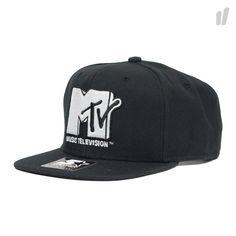 Starter MTV Retro Snapback Cap - http://www.overkillshop.com/de/product_info/info/12102/