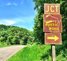 Discover Wisconsin's 117 Rustic Roads | GazetteXtra