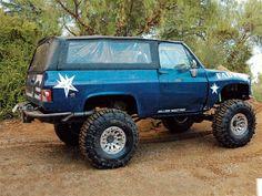 Chevy K5 Blazer - Specialty Top Company Photo & Image Gallery