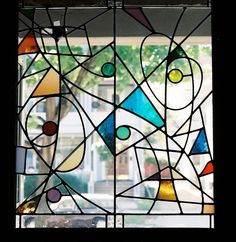 Stained glass by Daniel & Hands
