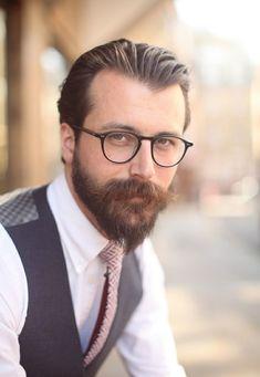 La mode hipster homme - lunettes