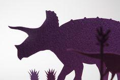 1/100建築模型用添景セット No.15 中生代・白亜紀編〈恐竜の繁栄と終焉〉