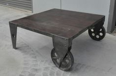 Cool Coffee Table (1m x 1m)