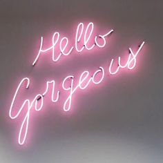 Fresh start to the week, hello Monday! well maybe not bread, but the other types of glorious carbs like and because it's Pasta & Pizza day at Sia! Pink Neon Lights, Pink Neon Sign, Neon Light Signs, Pink Light, Baby Pink Aesthetic, Neon Aesthetic, Bedroom Wall Collage, Photo Wall Collage, Neon Wallpaper