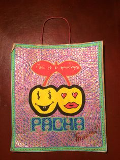 Pacha bag love money