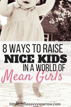Tips to Raise Kind Kids