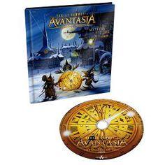 """L'album degli #Avantasia intitolato """"The Mystery Of Time""""."""