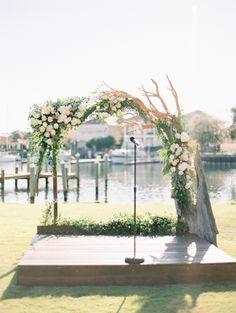 Fine Art Seaside Wedding by Alp & Isle