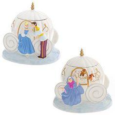 Disney Cookie Jar Gallery: Cinderella's Coach