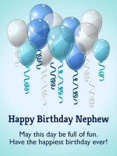 55 Best Happy Birthday Nephew images | Happy birthday images