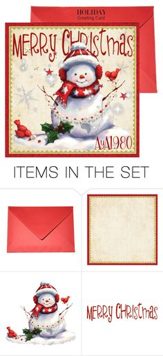 """N°933"" by aya1980 ❤ liked on Polyvore featuring art, holidaygreetingcard and PVStyleInsiders"