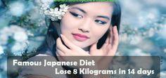 famous japanese diet