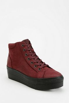 Vagabond Holly Platform Sneaker #urbanoutfitters