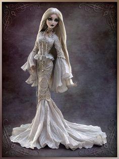 Beautiful Nightmare - or gorgeous wedding Evangeline #EvangelineGhastly…