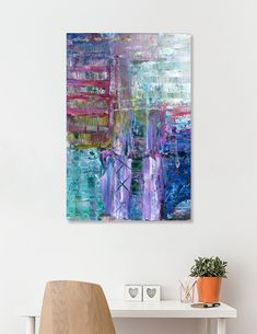Discover «Rosy Future», Numbered Edition Acrylic Glass Print by Natalie Bester - From $85 - Curioos