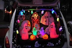 Trunk idea for Trunk-n-Treat!