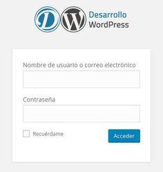 Cómo personalizar el logo y el enlace del login de WordPress - Desarrollo WordPress en Español