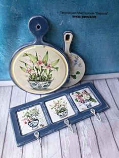 Одноклассники Decoupage, Shaby Chic, Rustic Frames, Pintura Country, Tole Painting, Handmade Toys, Modern Art, Projects To Try, Shabby