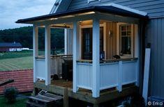 Sweet Home, Shed, Villa, Construction, Outdoor Structures, Outdoor Decor, Porches, Bro, Home Decor