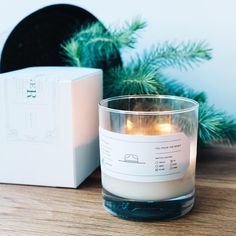 Thanks to @withhomesupply for snagging this pic! If you are not in the know yet grab a Balsam Fir candle today and turn your living room into a snowy forest this Christmas    Shop link in profile