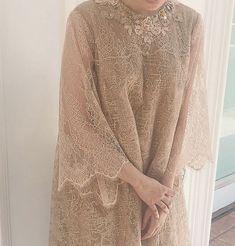 merrasrtw is part of Dress brokat - Kebaya Modern Hijab, Dress Brokat Modern, Kebaya Muslim, Model Kebaya Brokat Modern, Kebaya Lace, Kebaya Dress, Dress Pesta, Dress Clothes For Women, Dresses For Teens