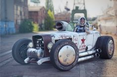 ArtStation - diesel punk / Bolshevik chic rendering for gnomon a tutorial about texturing and rendering 1 , christophe desse