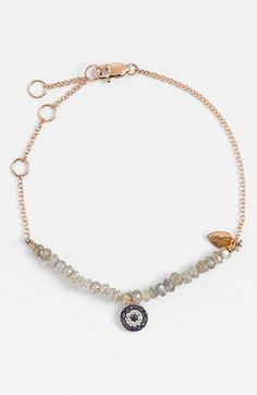 MeiraT 'Desert Infusion' Diamond, Sapphire & Stone Bracelet available at #Nordstrom