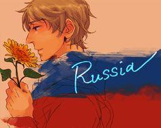 Russia by BLISS - Hetalia