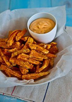 Amazing Sweet Potato Fries