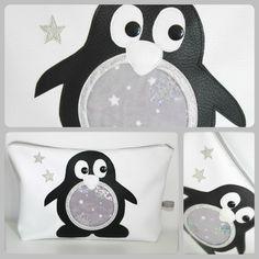 Avec le froid, monsieur pingouin pointe le bout de son bec...