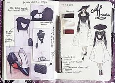 sketchbooks about yourself - Google Search