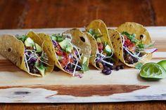 Recipe: 10-Minute Black Bean Tacos | Kitchn