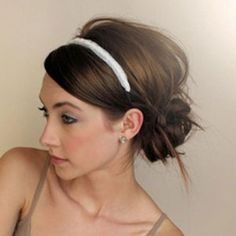 Hot Buns To Keep You Cool: 3 Up-Do Styles for Summer | Shecky's