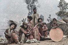 Nepal's last nomadic tribe –in pictures