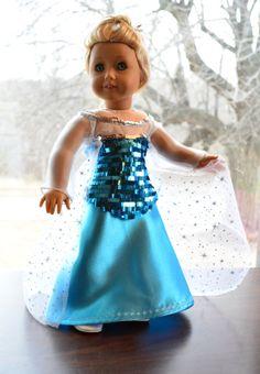 Premium Quality & Craftmaship Queen Elsa's by LuminariaDesigns, $112.00