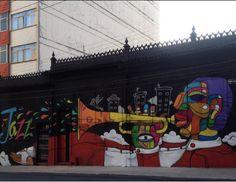 #iluminarte #graffiti #streetart #jazz