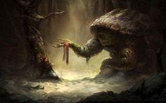 fantasy art artwork fan art - Wallpaper (#2775478) / Wallbase.cc