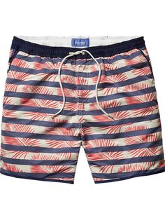 00a1060f47 Scotch and Soda Μαγιώ Ανδρικό | John-Andy.com Sport Shorts, Mens Swim