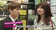 140705 Global We Got Married Season 2 Episode 14 - Key, Arisa Yagi, Heechul, Guo Xue Fu (English Subs)