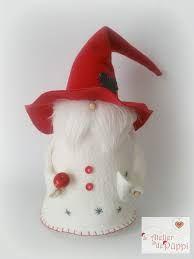 """Résultat de recherche d'images pour """"tuto gnome de noel"""""""