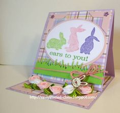 LOVEFEST2013D Ears To You by cveneruso - Cards and Paper Crafts at Splitcoaststampers