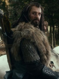 The Hobbit: An Unexpected Journey - Richard Armitage as Thorin Oakenshield