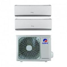 #Climatizzatore inverter Dual split #Gree by #Argo classe A++, 14000 BTU in #offerta a soli 870,75 euro