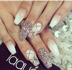 Laqued coffin nails