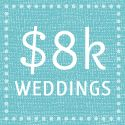 you choose your budget, then it shows you tons of examples of weddings within the same budget... really cool!