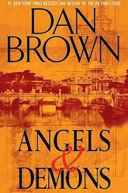 Angels and Demons - Dan Brown.  Robert Langdon uses a map based on ancient symbols hidden in Architecture around Rome to capture an Illuminati henchman before the last Cardinal is killed and/or Vatican City is destroyed by an Antimatter bomb hidden within.