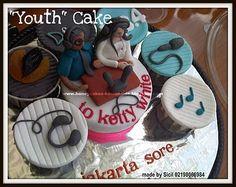 HONEY CAKES: Birthday Mini Cake and Cupcakes for Ketty White Li...