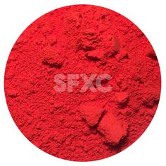 Fluorescent Pigments - Red - SFXC | Special Effects and Coatings