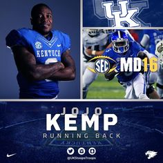 Great Tips For Football Players And Afficionados. Football offers many benefits including helping players get healthy while having fun. University Of Kentucky Football, Kentucky Sports, Uk Football, Kentucky Basketball, Kentucky Wildcats, College Football, Celtic Fc, Go Big Blue, Running Back