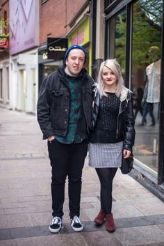 Belfast StreetStyle only on ventthreads.blogspot.co.uk